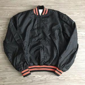 Other - VTG MiUSA Holloway Orange Bomber Jacket